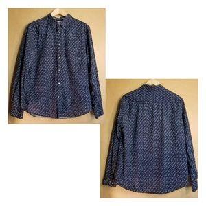 Cactus Menswear, Button-down shirt